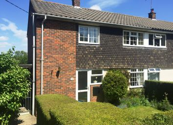 Thumbnail 3 bed end terrace house to rent in New Road, Tring