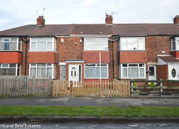 Thumbnail 2 bedroom terraced house for sale in Dayton Road Rivelin Park, Hull