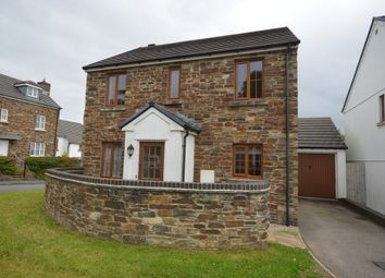 Thumbnail 5 bed detached house for sale in Chyvelah Vale, Gloweth, Truro, Cornwall