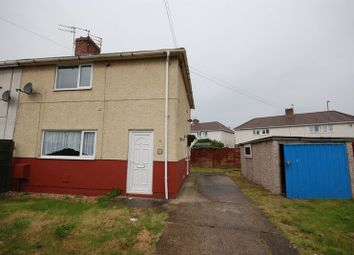Thumbnail 3 bed semi-detached house for sale in Oxford Road, Stakeford, Choppington