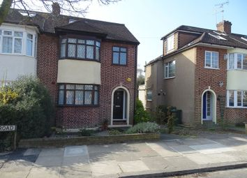 Thumbnail 4 bed semi-detached house for sale in Bosworth Road, New Barnet, Barnet