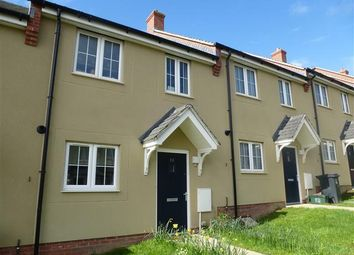 Thumbnail 2 bed terraced house for sale in Bramble Way, Common Road, Wincanton
