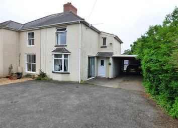 Thumbnail 2 bed semi-detached house for sale in Main Road, Portskewett, Caldicot