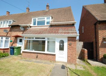 Thumbnail Semi-detached house for sale in Castleford Road, Sunderland