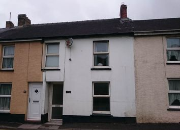 Thumbnail 2 bed property to rent in Station Road, St Clears, Carmarthenshire