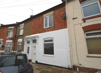 Thumbnail 2 bed terraced house to rent in Hunter Street, Northampton