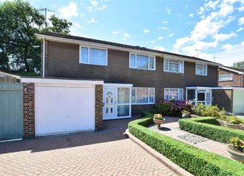 Thumbnail 4 bed semi-detached house for sale in Rosamund Road, Furnace Green, Crawley, West Sussex