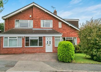 Thumbnail 4 bed detached house for sale in St. Michaels Drive, Appleby Magna, Swadlincote