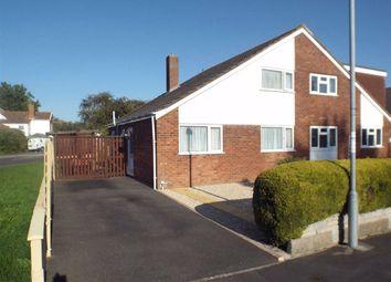 Thumbnail 2 bed semi-detached bungalow for sale in Highburn Close, Burnham-On-Sea, Somerset