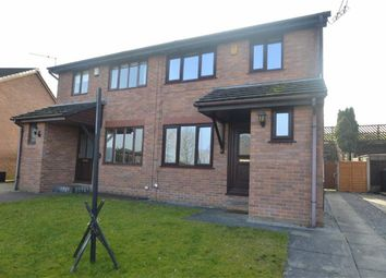 Thumbnail 3 bed semi-detached house to rent in Wham Brook Close, Oswaldtwistle, Accrington