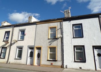 Thumbnail 3 bed terraced house to rent in Newton Street, Millom