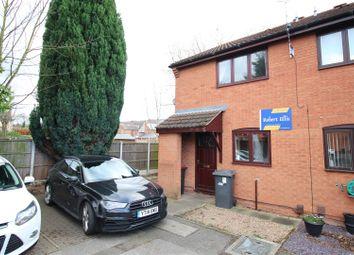 Thumbnail 2 bed town house for sale in Warren Avenue, Stapleford, Nottingham