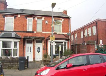 Thumbnail 3 bedroom end terrace house for sale in Bamville Road, Birmingham, West Midlands