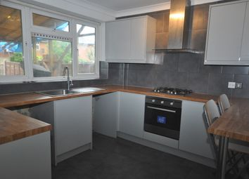 Thumbnail 3 bedroom terraced house to rent in Dickens Road, Gravesend