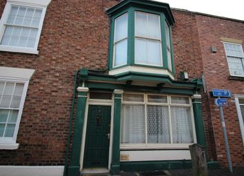 Thumbnail 1 bedroom studio to rent in Egerton Street, Chester