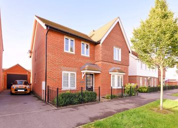 Thumbnail 4 bed detached house for sale in Pelling Way, Broadbridge Heath, Horsham