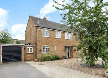Thumbnail 3 bed semi-detached house for sale in Picketts Lock Lane, Edmonton, London