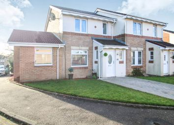 Thumbnail 3 bed semi-detached house for sale in Wellesley Crescent, Cumbernauld