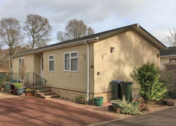 Thumbnail 2 bed mobile/park home for sale in Mill House Park, Crieff