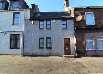 Thumbnail 3 bedroom terraced house for sale in Castle, New Cumnock