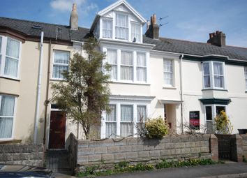 Thumbnail 4 bedroom terraced house for sale in Orchard Terrace, Barnstaple