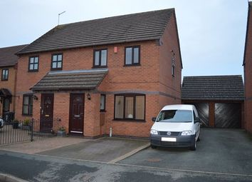 3 bed semi-detached house for sale in Stable Lane, Market Drayton TF9