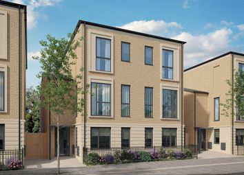 Thumbnail 4 bed town house for sale in Plot 207, The Hawkcombe, Bellway Homes, Mulberry Park, Combe Down, Bath, Somerset