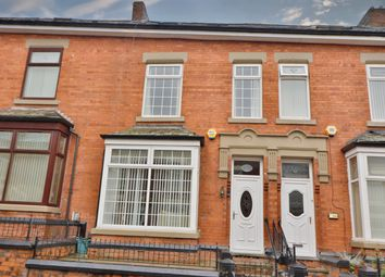 Thumbnail 4 bed terraced house for sale in Waterloo Street, Oldham