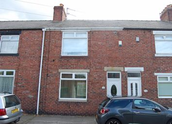 Thumbnail 2 bed terraced house to rent in Louisa Terrace, St. Helen Auckland, Bishop Auckland