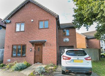 Thumbnail 4 bed detached house for sale in Kelling Way, Broughton, Milton Keynes