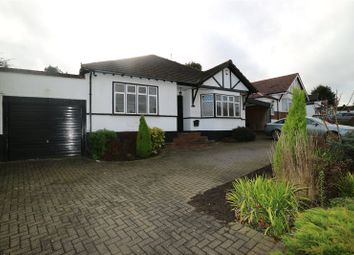 Thumbnail 3 bed bungalow to rent in Tudor Close, London