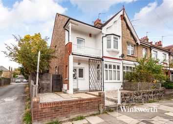 Thumbnail 2 bed flat for sale in Falkland Avenue, Finchley, London