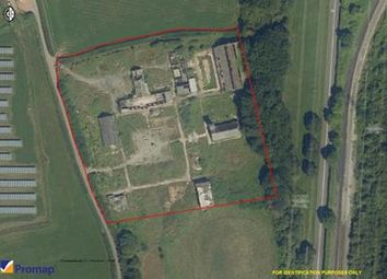 Thumbnail Land for sale in Former St Athan Boys Village, West Aberthaw, St Athan