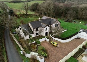 Thumbnail 5 bed detached house for sale in Penrice, Oxwich, Gower, Swansea, West Glamorgan.