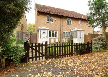 Thumbnail 2 bed end terrace house for sale in Watersfield Close, Lower Earley, Reading, Berkshire
