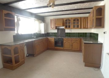 Thumbnail 3 bed terraced house to rent in Crabtree, Peterborough, Cambridgeshire.
