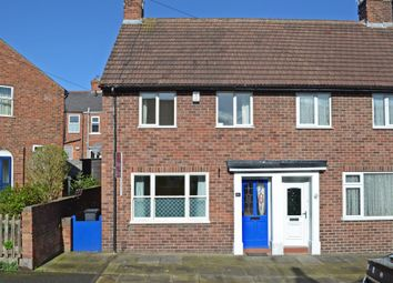 Thumbnail 2 bed terraced house for sale in Chatsworth Terrace, York