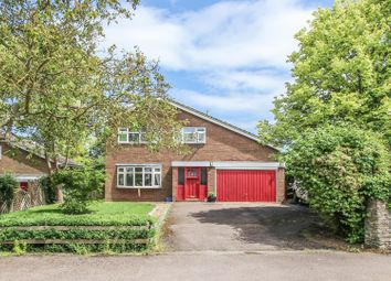 Thumbnail 4 bed detached house for sale in Clifton Road, Newton Blossomville