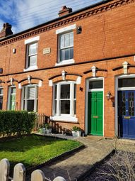 Thumbnail 2 bed terraced house for sale in Chandos Avenue, Moseley, Birmingham