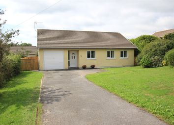 Thumbnail 3 bed detached house for sale in Ryelands Lane, Kilgetty, Pembrokeshire