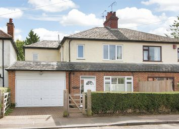 Thumbnail 3 bed semi-detached house for sale in Twyford Grove, Twyford, Banbury