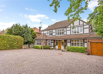 Thumbnail Detached house for sale in Langley Road, Watford, Hertfordshire