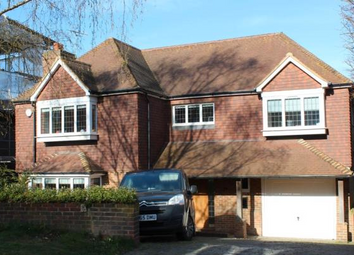 Thumbnail 5 bed detached house to rent in St. Martins Drive, Sevenoaks