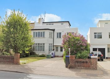 Thumbnail 2 bed maisonette for sale in Shaftesbury Avenue, Goring-By-Sea, Worthing