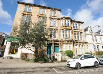 Thumbnail 3 bed flat for sale in Holyrood Crescent, Glasgow
