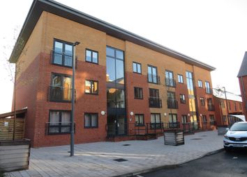 Thumbnail 2 bed flat to rent in Woodhouse Close, Worcester