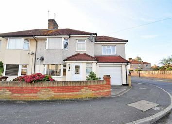 Thumbnail 4 bed semi-detached house for sale in Gipsy Road, Welling