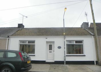 Thumbnail 2 bed cottage for sale in Owen Street, Pennar, Pembroke Dock