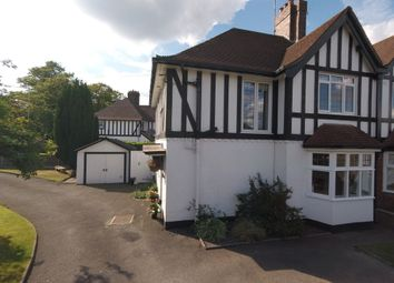 Thumbnail 4 bed semi-detached house for sale in Whitmore Road, Westlands, Newcastle-Under-Lyme