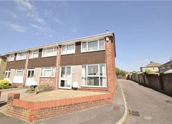 Thumbnail 3 bed end terrace house for sale in Hunters Road, Hanham